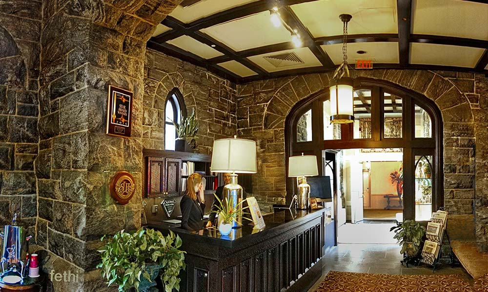 Castle Hotel Spa Is Perched Majestically Atop One Of The Highest Points In Region Overlooking Historic Hudson River Lower Valley