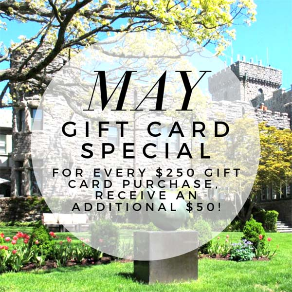 Special Gift Card Promotion
